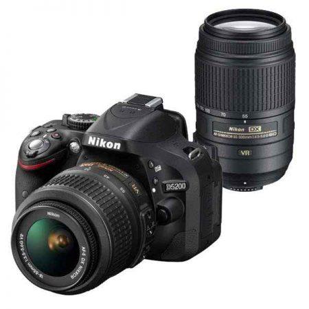 Nikon D5200 DSLR Eith Lens All Market BD