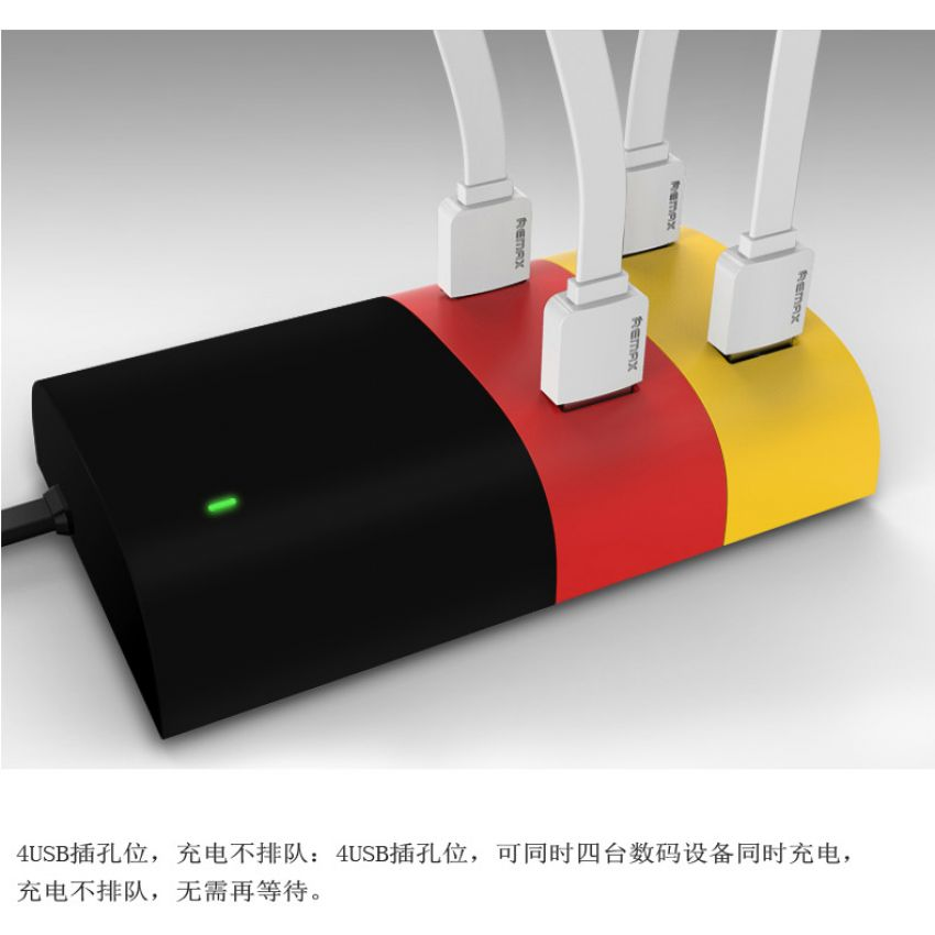 Multi Charger for Smartphone And Tablet Pc