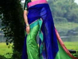 Tangail Half Silk All Market BD