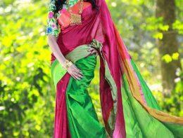 Tangail Half Silk All Market BD