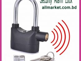 Best Security Alarm Lock Tala All Market Bangladesh