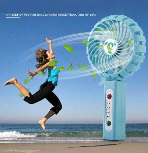 Rechargeable USB Hand Fan All Market BD (1)