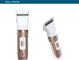 Kemei Adjustable Limit Comb Rechargeable Hair Trimmer Clipper Shaver Cutter Styling Kit (11) All Market BD
