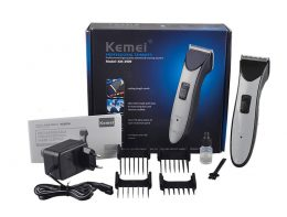 Kemei Rechargeable Electric Trimmer - KM-3909 All Market BD