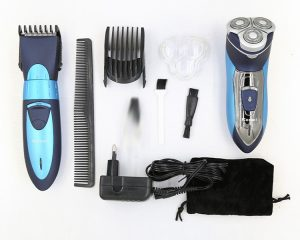 Kemei Rechargeable Shaver Electric Trimmer (5) KM-7392 All Market BD