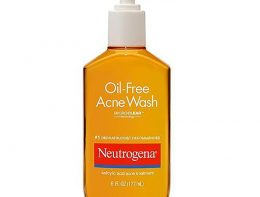 Neutrogena Oil-Free Acne Wash Salicylic Acid Acne Treatment All Market BD