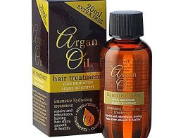 Argan Oil Hair Treatment With Moroccan Argan Oil Extract - 50ml All Market BD
