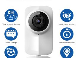 jovision jvs h210 wireless ip wifi night vision webcam (All Market BD)