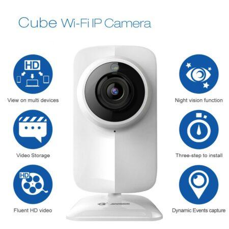 jovision jvs h210 wireless ip wifi night vision webcam (All Market BD)