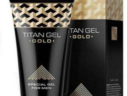 Titan Gel Golo